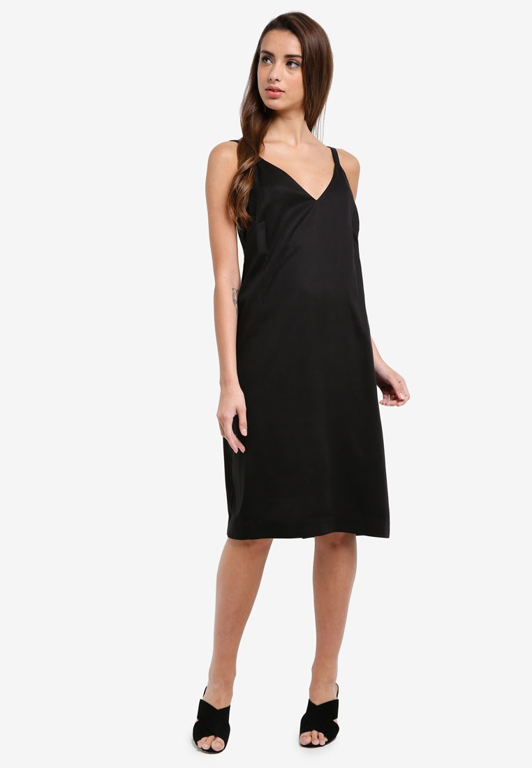 Black Ada 2 Dress in Femme Selected 1 nT74xTHwYq