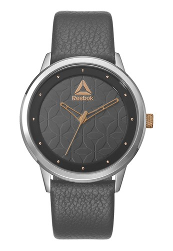 Reebok Watch grey Sporty Women's Watches RB RD-CHB-L2-S1LA-A3 F29F4AC75607C4GS_1