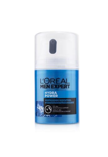 L'Oréal L'ORÉAL - Men Expert Hydra Power Refreshing Face Gel To 48 Hours Hydration & Comfort 50ml/1.69oz AFB0EBE1B41AC1GS_1