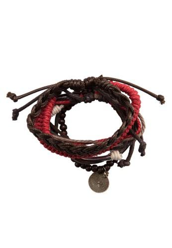 Abadda 五入手環組, 飾品esprit 評價配件, 手環