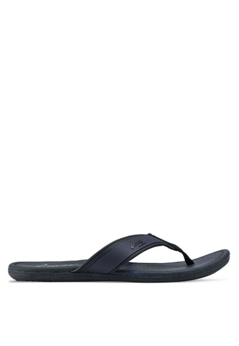 Louis Cuppers navy Casual Slip On Sandals 70361SHE180622GS_1