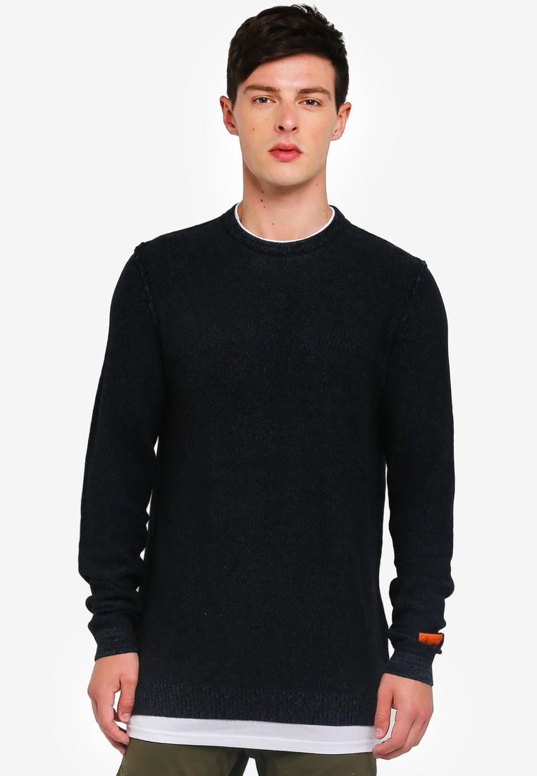 Black Pullover amp; Only Page Knitted Sons 6Xfx4