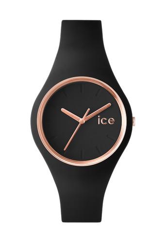 Ice Glam 矽esprit 床上用品膠中性圓錶, 錶類, 飾品配件