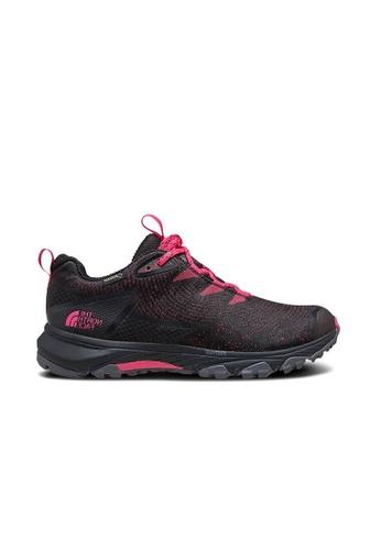 f9bdd3c07 The North Face Women Ultra Fastpack Iii Gtx Black Hiking Shoes