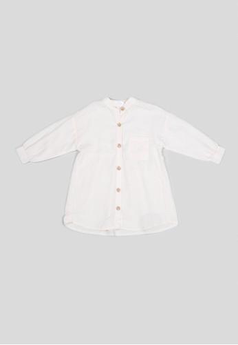 Veyl beige Veylkids Achel Dress 4753BKA1DA88F1GS_1