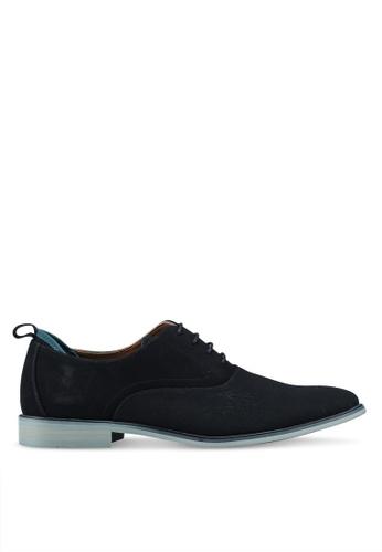 Call It Spring black Lauriant Smart Casual Shoes 13B59SHDB0F15AGS_1