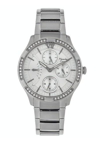 Alexandre Christie silver Alexandre Christie Jam Tangan Wanita - Silver - Stainless Steel - 2725 BFBSSSL 2B72FAC249650AGS_1