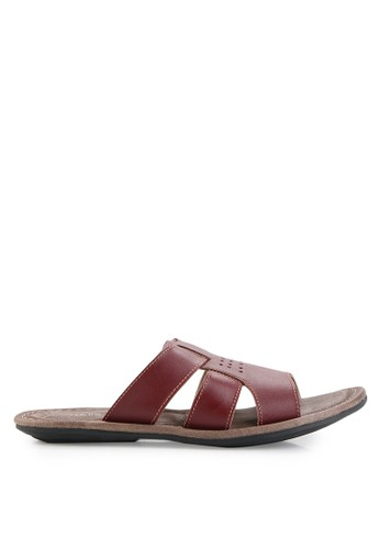 MARC & STUART Shoes red Sandal Deo 6 MA456SH0UOQTID_1