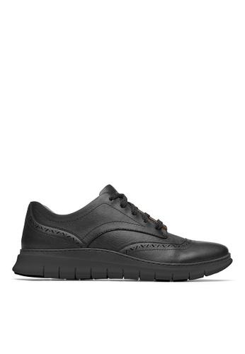Vionic black Keaton Casual Sneaker E5FCBSH45EB92FGS_1