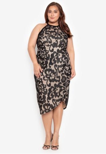 2d4ae47b28a Shop Get Laud Plus Plus Size Lorna Dress Online on ZALORA Philippines