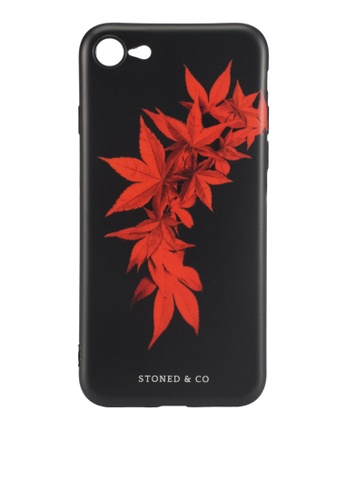 Stoned & Co black Descendant Prologue Iphone 7/8 Phone Case CEB12AC609F93AGS_1