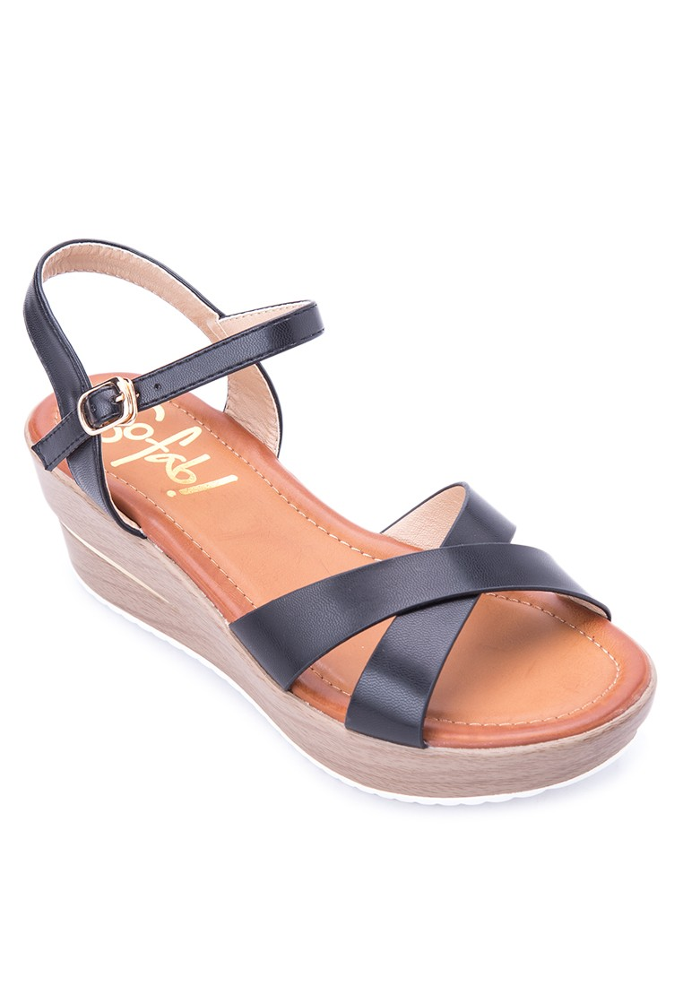 Calista Wedge Sandals