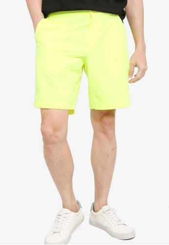 Banana Republic yellow Hybrid Shorts 2ACA1AA33B8EE7GS_1