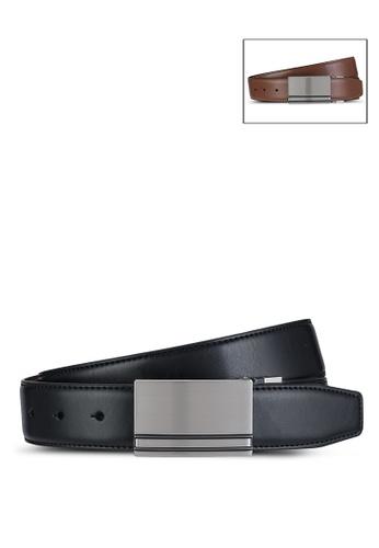 ALDO black Abeand Reversible Belt 54124ACF3A9303GS_1