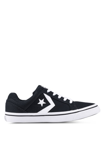 Converse black Converse El Distritto Ox Shoes 092D5SH3A8C981GS_1