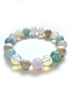 Travel Romance Crystal Combo Bracelet