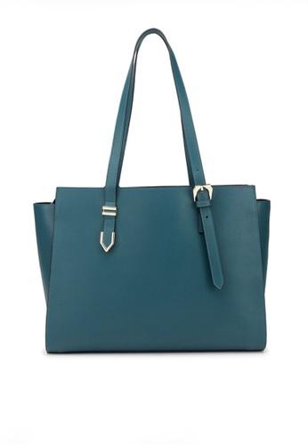 Twenty Eight Shoes green VANSA Cow Leather Tote Bag VBW-Tb19023 F6BDDACFE6BE2FGS_1