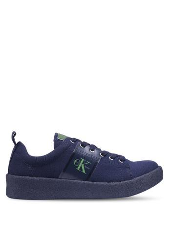Calvin Klein blue Gerardo Sneakers 6FE2ASHBDD4733GS_1