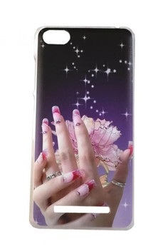 Xiaomi Mi4i Elegant Hand Design Hard Case