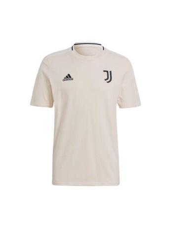 ADIDAS pink adidas Juventus Tee 6E1C7AA344F1BBGS_1