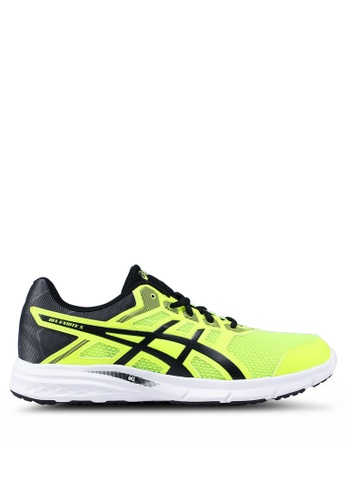 Asics yellow Gel-Excite 5 Shoes B8E0ASH26A86F1GS_1