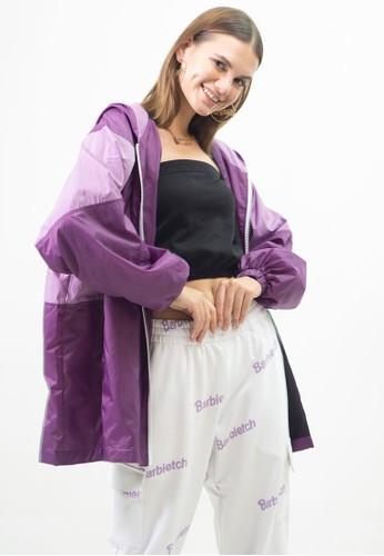 Ocwa Studio purple and multi OCWA ARNELA PURPLE JACKET DBEAAAAB5C2837GS_1