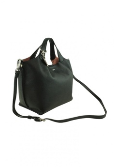 d2df9a8bb4a Maria Carla Maria Carla - Leather Handbag HK$ 1,400.00. Sizes One Size