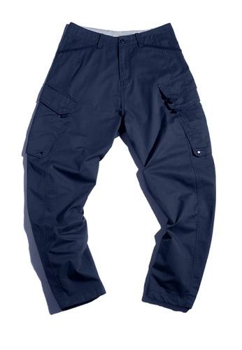 Twenty Eight Shoes blue VANSA Japanese Cargo Casual Pants   VCM-P2007122 C7EBAAAC36B493GS_1