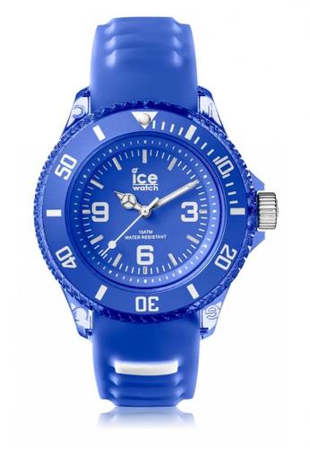 Ice-Watch blue ICE aqua - Amparo - Small - 3H IC770AC49MXYHK_1