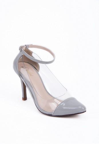 De Velvet grey De Velvet Tiffany Soft Grey DE825SH98FXHID_1