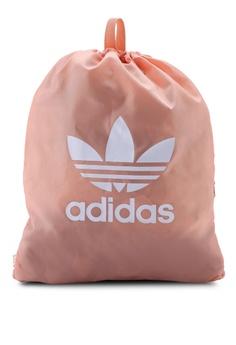 97f4d6aae190ca adidas pink adidas originals gymsack trefoil CB060AC6098D21GS_1