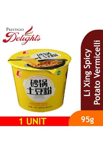 Prestigio Delights black Li Xing Spicy Potato Vermicelli 95g ECE18ES760E462GS_1