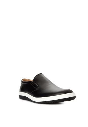 Bristol Shoes black Lowell Black Sneaker BR842SH0JID8PH_1