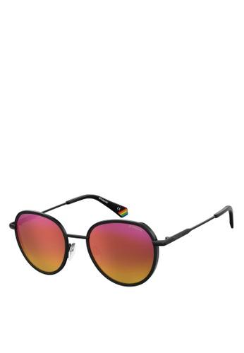 Polaroid red Polaroid 6114/S Sunglasses 28185GL09748B4GS_1