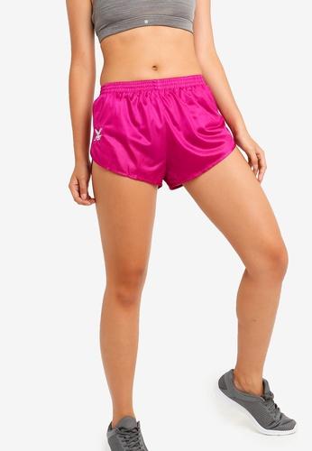 FBT pink Running Shorts Curve Cut 1FA37AAA78D757GS_1