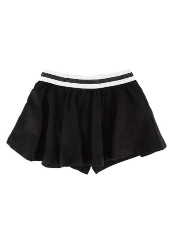 FOX Kids & Baby black Baby Girls Waistband Skater Skirt 7ED66KA48E02E8GS_1