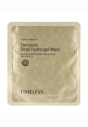TonyMoly Timeless Ferment Snail Gel Mask Box Set. TO197BE11TWEHK_1