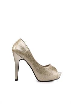 502eec4acd3 Alfio Raldo gold Alfio Raldo Sparkly Dust Coated Heels 2875BSHD3E9B44GS 1