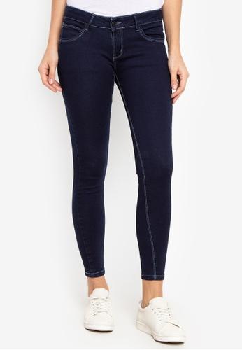 Balaynor blue Dark Skinny Denim Jeans 580B3AAD850E5CGS_1