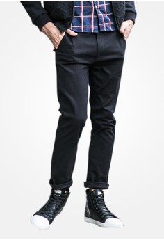 Simply Everyday Chino Pants