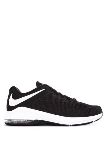 Nike black Nike Air Max Alpha Trainer Shoes E177ESHAE4FFB9GS_1