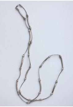 Kostare Floating Rib Necklace