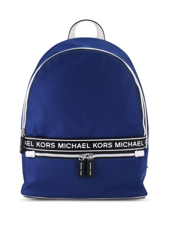 Michael Kors blue Kenly Lg Backpack (nt) 47DF3AC591135EGS_1