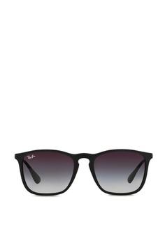 Ray-Ban Chris RB4187 Sunglasses RA370GL27SEQSG 1 eedbf22406e5