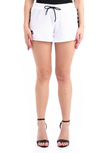 Kappa white Kappa Ladies Short Pant 222 Banda Anguy - WEBK 56C91AADCD6AA3GS_1