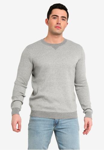 6ed356d14198 Buy MANGO Man Knit Cotton Sweater