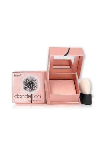Benefit pink Dandelion Twinkle FCFB7BEE635E9EGS_1