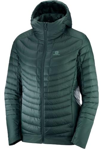 Salomon green Salomon Women Outspeed Down Jacket Green Gables 754F1AAD7D5C8AGS_1