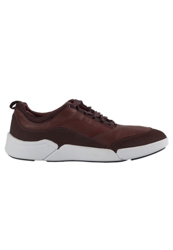 Tomaz red Tomaz C288 Leather Sneakers (Wine) E12F7SHA6997D2GS_1
