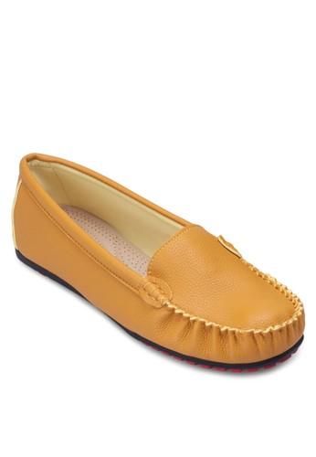 基本款仿皮樂esprit 童裝福鞋, 女鞋, 鞋
